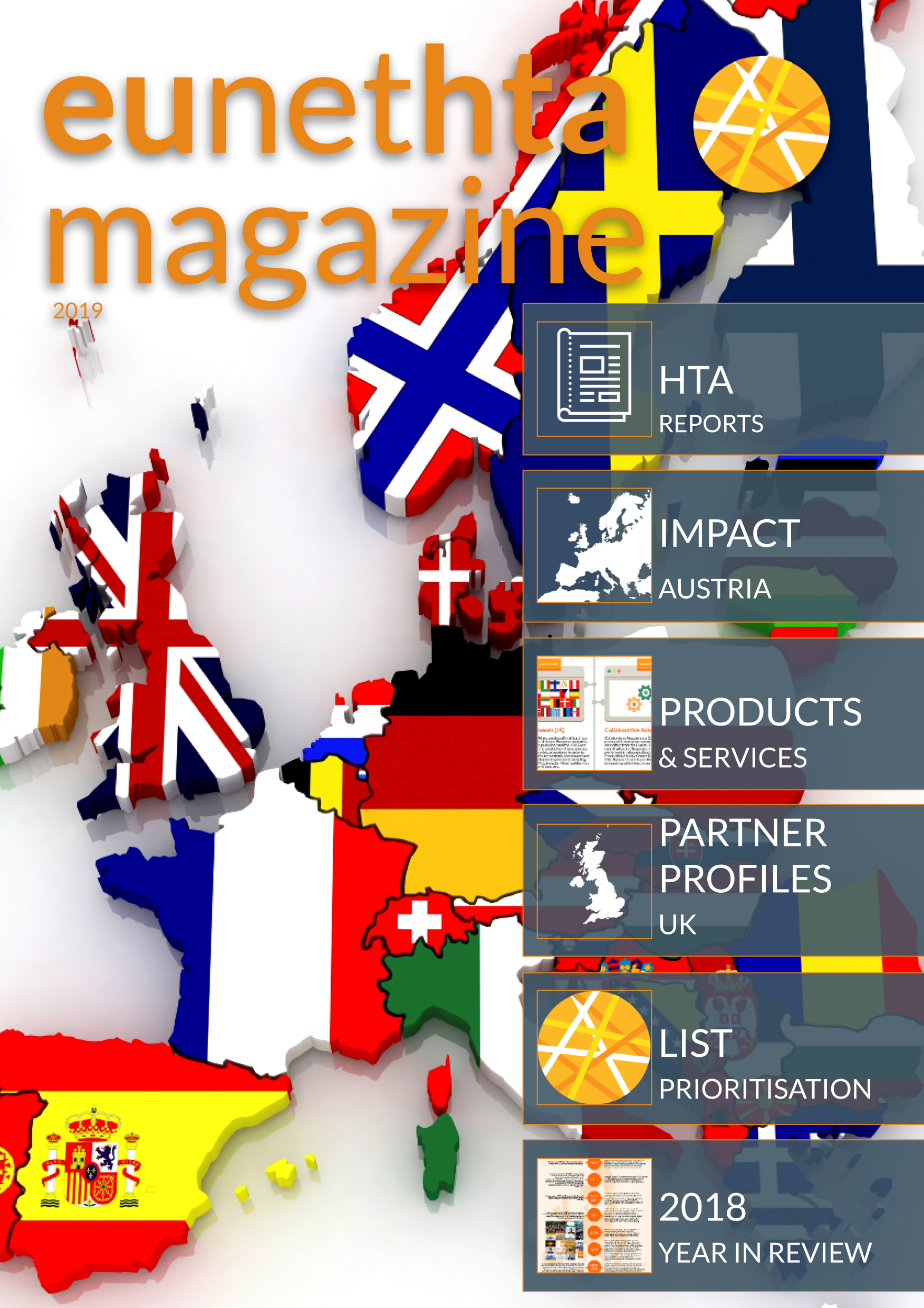 EUnetHTA Magazine: Winter 2019
